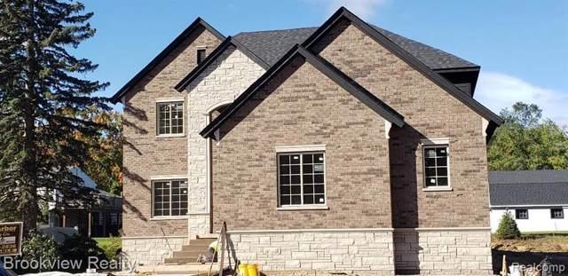 8551 Deanna, Shelby, MI 48315 (MLS #R219110142) :: Berkshire Hathaway HomeServices Snyder & Company, Realtors®
