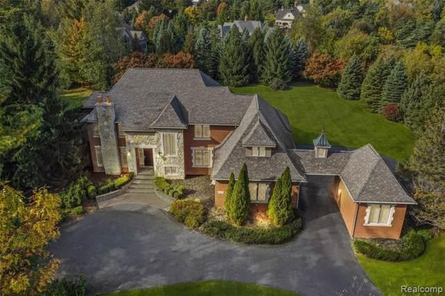 8364 Cotswold Ln, Clarkston, MI 48348 (MLS #R219110802) :: Berkshire Hathaway HomeServices Snyder & Company, Realtors®
