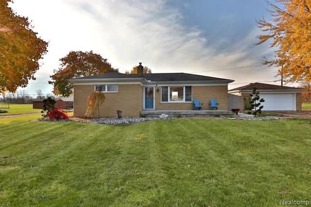 6164 Labo Rd, Newport, MI 48166 (MLS #R219112565) :: Berkshire Hathaway HomeServices Snyder & Company, Realtors®