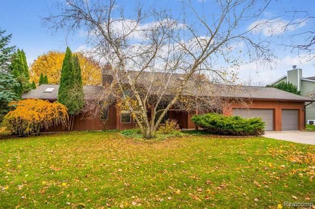 1340 St. James Plc, Chelsea, MI 48118 (MLS #R219113009) :: Berkshire Hathaway HomeServices Snyder & Company, Realtors®