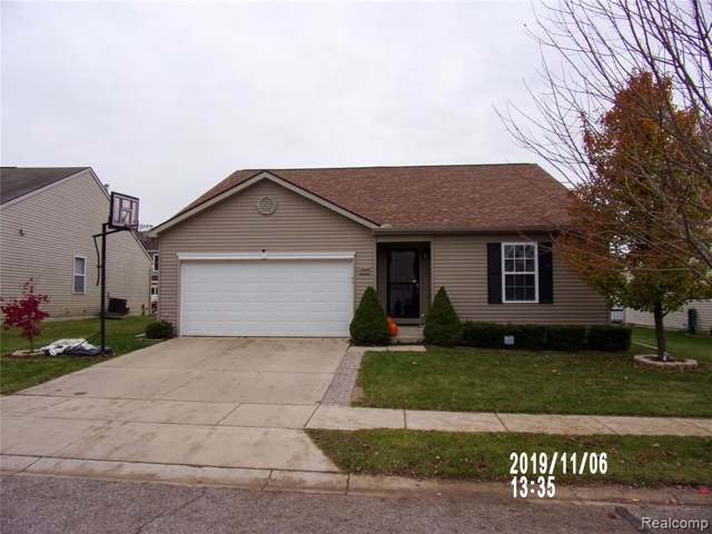 8520 Hawthorn Hill, Dexter, MI 48130 (MLS #R219114323) :: Berkshire Hathaway HomeServices Snyder & Company, Realtors®