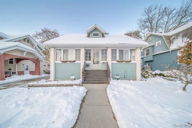 417 E Lincoln Ave, Royal Oak, MI 48067 (MLS #R219114882) :: Berkshire Hathaway HomeServices Snyder & Company, Realtors®