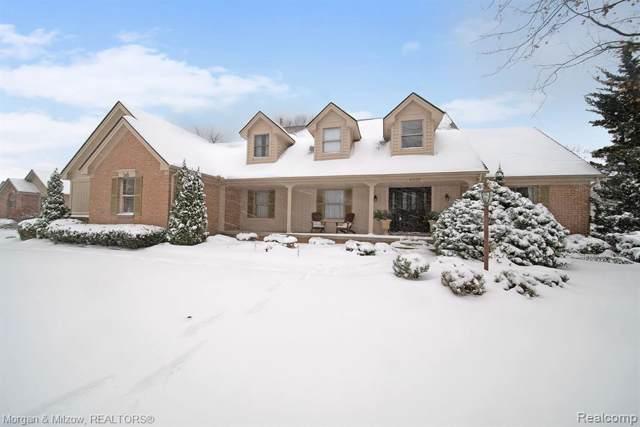 8238 Staghorn Trl, Clarkston, MI 48348 (MLS #R219115261) :: Berkshire Hathaway HomeServices Snyder & Company, Realtors®