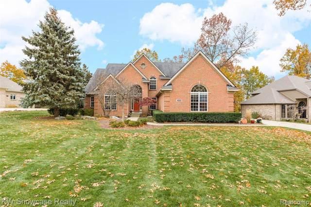 482 Woodsedge Ln, White Lake, MI 48386 (MLS #R219115313) :: Berkshire Hathaway HomeServices Snyder & Company, Realtors®