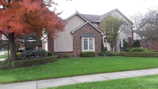 43969 Rivergate Dr, Clinton Township, MI 48038 (MLS #R219115324) :: Berkshire Hathaway HomeServices Snyder & Company, Realtors®