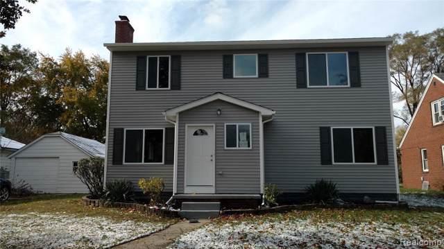 21137 Curie Ave, Warren, MI 48091 (MLS #R219115514) :: Berkshire Hathaway HomeServices Snyder & Company, Realtors®