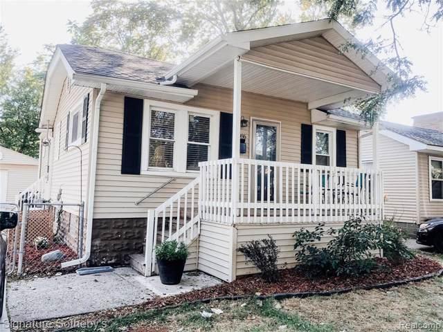 1986 Ardmore Street Dr, Ferndale, MI 48220 (MLS #R219115530) :: Berkshire Hathaway HomeServices Snyder & Company, Realtors®