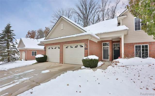 3695 Eagle Creek Dr, Shelby, MI 48317 (MLS #R219115538) :: Berkshire Hathaway HomeServices Snyder & Company, Realtors®