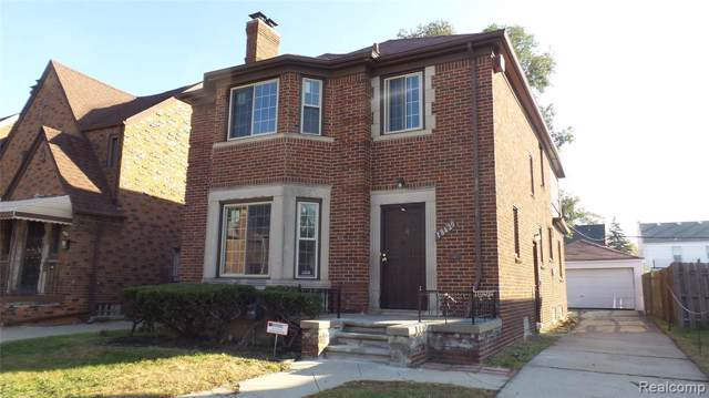 18420 Indiana St, Detroit, MI 48221 (MLS #R219115642) :: Berkshire Hathaway HomeServices Snyder & Company, Realtors®
