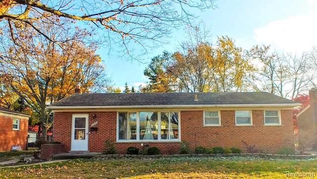 35899 Leon St S, Livonia, MI 48150 (MLS #R219115652) :: Berkshire Hathaway HomeServices Snyder & Company, Realtors®