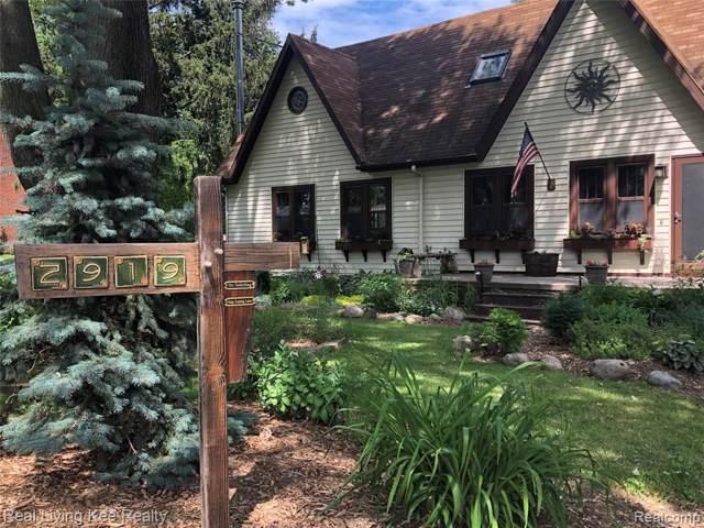 2919 Avalon Rd, Rochester Hills, MI 48309 (MLS #R219115797) :: Berkshire Hathaway HomeServices Snyder & Company, Realtors®