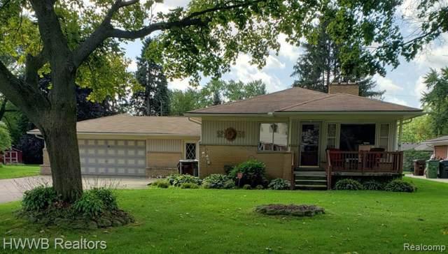 5250 Robert St, Shelby, MI 48316 (MLS #R219115859) :: Berkshire Hathaway HomeServices Snyder & Company, Realtors®