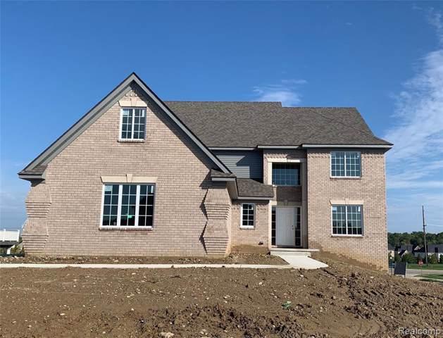 51656 N Enclave Dr, South Lyon, MI 48178 (MLS #R219116120) :: Berkshire Hathaway HomeServices Snyder & Company, Realtors®