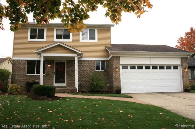 36019 Elmira St, Livonia, MI 48150 (MLS #R219116290) :: Berkshire Hathaway HomeServices Snyder & Company, Realtors®