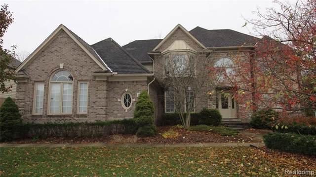 11226 Wilshire Dr, Shelby, MI 48315 (MLS #R219116599) :: Berkshire Hathaway HomeServices Snyder & Company, Realtors®