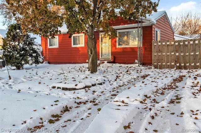 1336 Commonwealth Ave, Ypsilanti, MI 48198 (MLS #R219116654) :: Tyler Stipe Team | RE/MAX Platinum