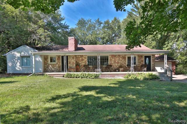 7338 Rawsonville Rd, Glr Out Of Area, MI 48111 (MLS #R219116664) :: Berkshire Hathaway HomeServices Snyder & Company, Realtors®
