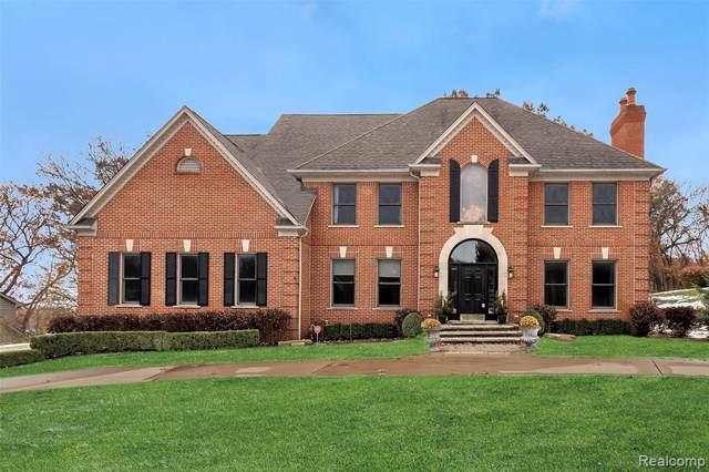 5569 Saint Andrew Dr, Clarkston, MI 48348 (MLS #R219116722) :: Berkshire Hathaway HomeServices Snyder & Company, Realtors®
