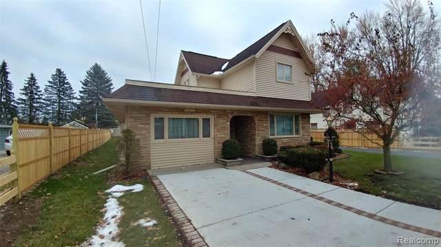 415 Grove St, Hudson, MI 49247 (MLS #R219116798) :: Berkshire Hathaway HomeServices Snyder & Company, Realtors®