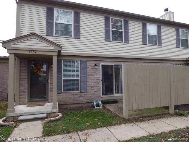 3004 Forest Creek Crt, Ann Arbor, MI 48108 (MLS #R219117642) :: Berkshire Hathaway HomeServices Snyder & Company, Realtors®