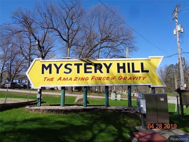 0 Boardman, Onsted, MI 49265 (MLS #R219117770) :: Berkshire Hathaway HomeServices Snyder & Company, Realtors®