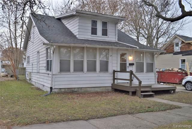 387 W Madge Ave, Hazel Park, MI 48030 (MLS #R219118430) :: Berkshire Hathaway HomeServices Snyder & Company, Realtors®