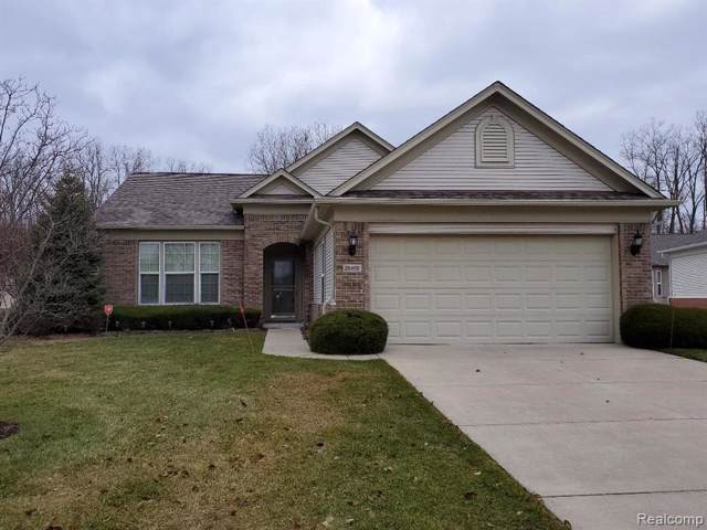 26468 St Clair Dr, Flat Rock, MI 48134 (MLS #R219118697) :: Berkshire Hathaway HomeServices Snyder & Company, Realtors®