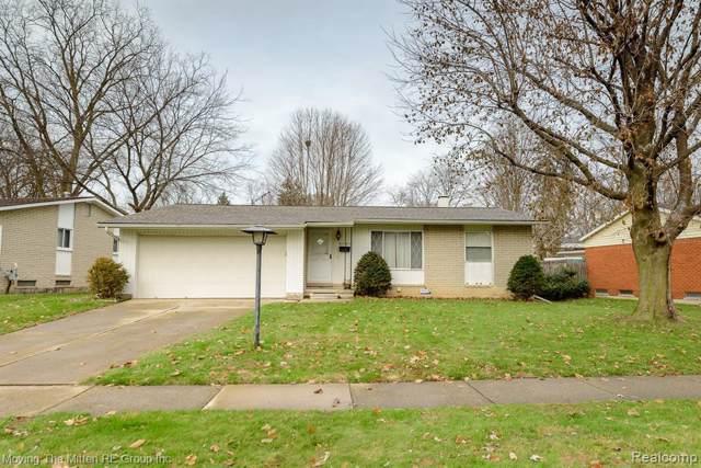 8741 Heather Dr, Ypsilanti, MI 48198 (MLS #R219118779) :: Berkshire Hathaway HomeServices Snyder & Company, Realtors®