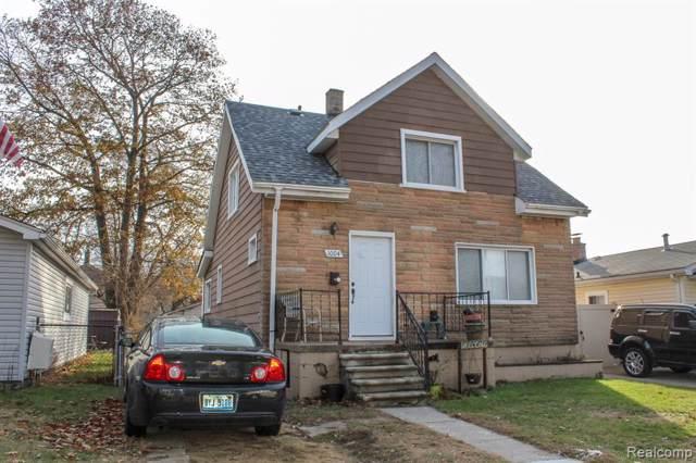 1004 E Maxlow Ave, Hazel Park, MI 48030 (MLS #R219118808) :: Berkshire Hathaway HomeServices Snyder & Company, Realtors®
