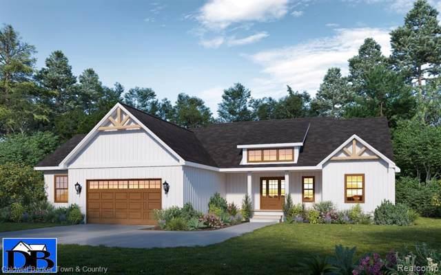 4167 Des Jardins Ln, Howell, MI 48855 (MLS #R219118852) :: Berkshire Hathaway HomeServices Snyder & Company, Realtors®