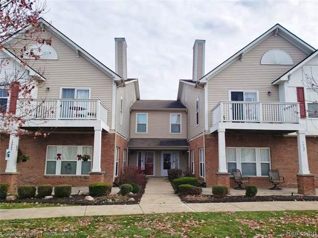 1771 Welland St, Howell, MI 48855 (MLS #R219118897) :: Berkshire Hathaway HomeServices Snyder & Company, Realtors®