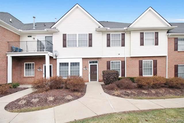 1306 Dufree Blvd E, Howell, MI 48843 (MLS #R219119157) :: Berkshire Hathaway HomeServices Snyder & Company, Realtors®