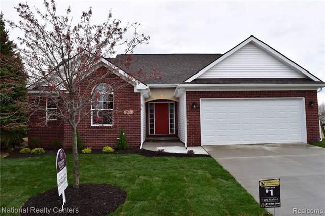 1500 Mallard Dr, Burton, MI 48509 (MLS #R219119221) :: Berkshire Hathaway HomeServices Snyder & Company, Realtors®