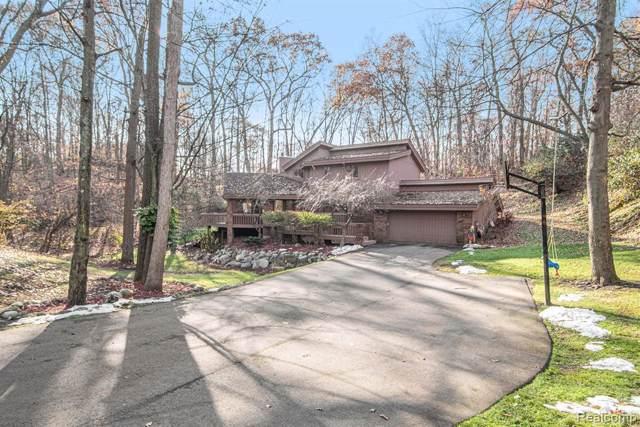 5075 Canyon Oaks Dr, Brighton, MI 48114 (MLS #R219119253) :: Berkshire Hathaway HomeServices Snyder & Company, Realtors®