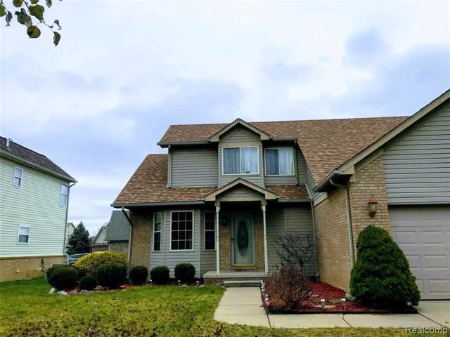 6123 Crystal Lake Dr, Romulus, MI 48174 (MLS #R219119308) :: Berkshire Hathaway HomeServices Snyder & Company, Realtors®