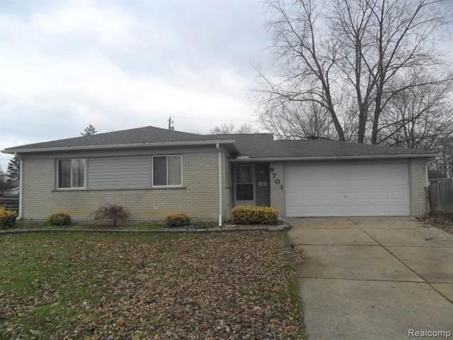 9701 Lisa St, Romulus, MI 48174 (MLS #R219119383) :: Berkshire Hathaway HomeServices Snyder & Company, Realtors®