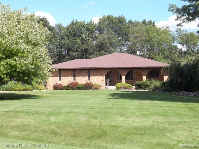 1342 Fieldview Trl, Howell, MI 48843 (MLS #R219119474) :: Berkshire Hathaway HomeServices Snyder & Company, Realtors®