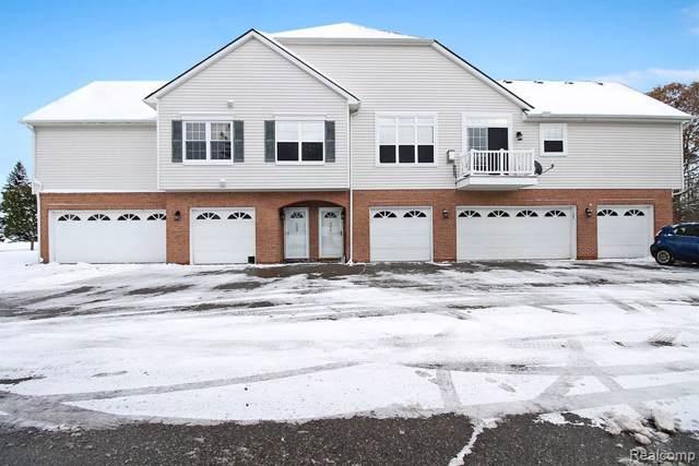 508 Olde English Cir, Howell, MI 48855 (MLS #R219119596) :: Berkshire Hathaway HomeServices Snyder & Company, Realtors®