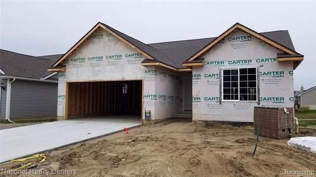 4450 Cross Creek Blvd, Burton, MI 48509 (MLS #R219119715) :: Berkshire Hathaway HomeServices Snyder & Company, Realtors®