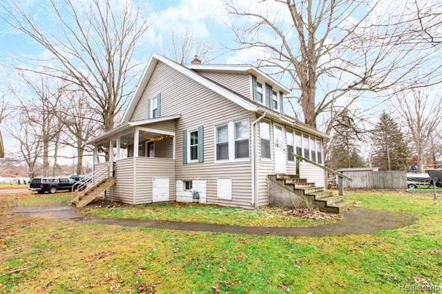 850 Mill St, Algonac, MI 48001 (MLS #R219119743) :: Berkshire Hathaway HomeServices Snyder & Company, Realtors®