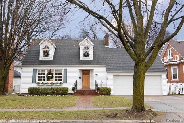 306 W Main St, Northville, MI 48167 (MLS #R219119933) :: Berkshire Hathaway HomeServices Snyder & Company, Realtors®