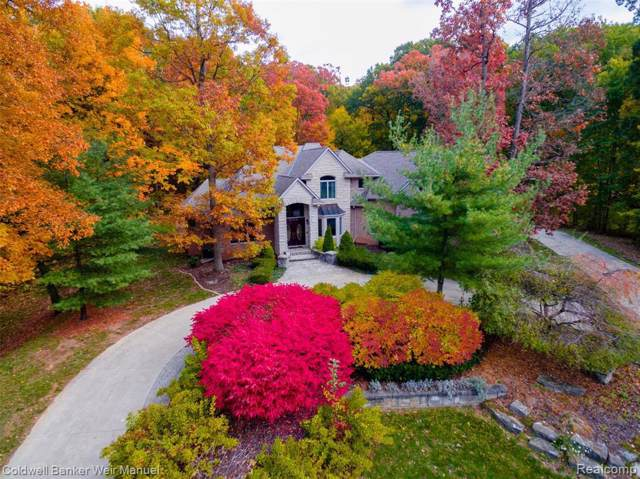 3195 Beach Lake Dr W, Milford, MI 48380 (MLS #R219119947) :: Berkshire Hathaway HomeServices Snyder & Company, Realtors®
