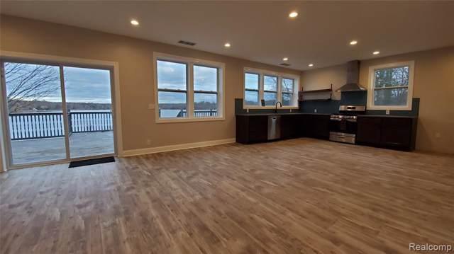 4109 Skinner Lake Rd, Lapeer, MI 48446 (MLS #R219119953) :: Berkshire Hathaway HomeServices Snyder & Company, Realtors®
