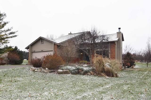 13668 Northridge Dr, Holly, MI 48442 (MLS #R219120000) :: Berkshire Hathaway HomeServices Snyder & Company, Realtors®