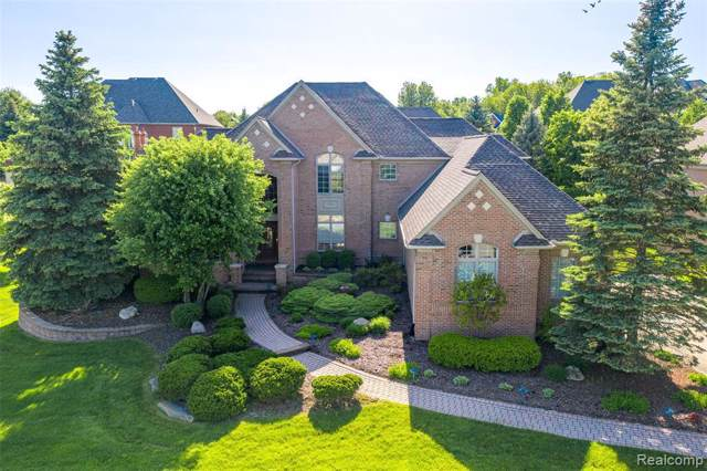 57139 Suncreek Ln, Washington, MI 48094 (MLS #R219120089) :: Berkshire Hathaway HomeServices Snyder & Company, Realtors®