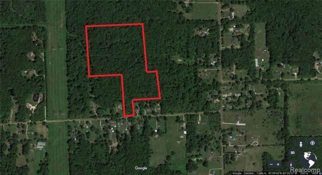 0 Willis Rd, Belleville, MI 48111 (MLS #R219120251) :: Berkshire Hathaway HomeServices Snyder & Company, Realtors®