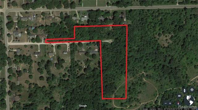 0 Martinsville Rd, Belleville, MI 48111 (MLS #R219120257) :: Berkshire Hathaway HomeServices Snyder & Company, Realtors®