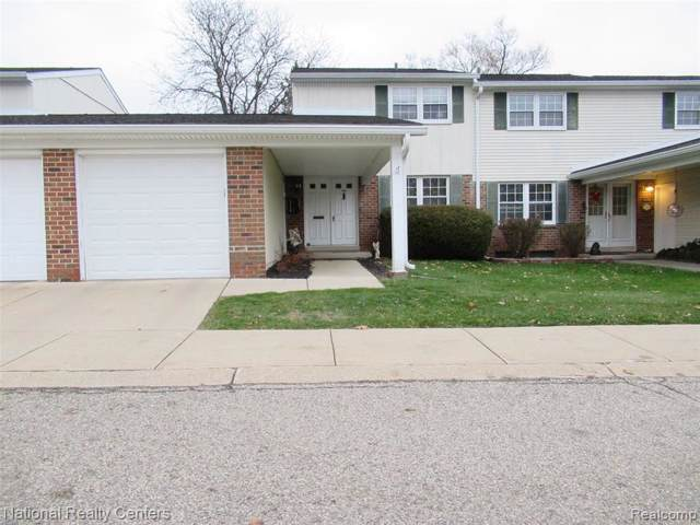 42258 Norwood Crt, Northville, MI 48167 (MLS #R219120352) :: Berkshire Hathaway HomeServices Snyder & Company, Realtors®