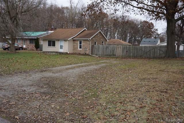 13805 Cornell St, Taylor, MI 48180 (MLS #R219120397) :: Berkshire Hathaway HomeServices Snyder & Company, Realtors®