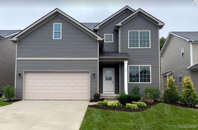 313 Beaver Run, Holly, MI 48442 (MLS #R219120412) :: Berkshire Hathaway HomeServices Snyder & Company, Realtors®
